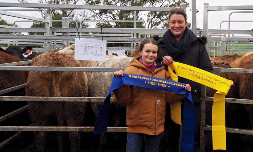 2016 RAS Beef Challenge Success